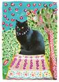 Die Geburtstags-Katze