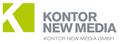 logo of kontor new media