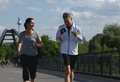 Personaltrainer Berlin,  Personaltraining  Joggen  Walking in Berlin Torsten Muhlack