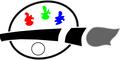 Logotipo Pintores: Boceto definitivo