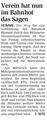 Quelle: HNA Hofgeismar, 14.12.2013