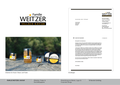 Corporate Design Familie Weitzer