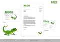 Corporate Design Keco