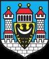 Wappen der Stadt Krosno Odrzańskie