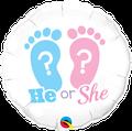 """He Or She 18"""" - € 5,90"""