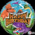 "BD Dinosaurs 18"" - € 5,90"