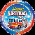 """HB Fire Truck 18"""" - € 5,90"""