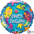 "Birthday Mermaids 18"" - € 5,90"