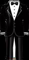 """Groom´s Tuxedo 39"""" - € 12,90"""