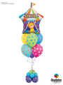 Balloon Bouquet: Circus Lion & Polka Dots € 34,90