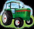 """Farm Tractor 34"""" - € 12,90"""