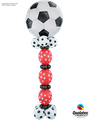 Deko To Go: Fußball Bubble & Quick Links 1,70m - €  27,90
