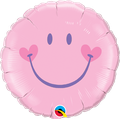"Baby Girl Smiley Face 18"" - € 5,90"