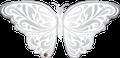 """Wedding Butterfly 44"""" - € 12,90"""