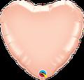 "Heart 18"" Rosegold - € 5,90"