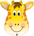 "Jolly Giraffe 32"" - € 12,90"