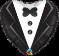 "Wedding Tuxedo Heart 18"" - € 5,90"