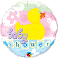 "Baby Shower Duck 18"" - € 5,90"