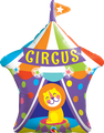 "Circus Lion 36"" - € 12,90"