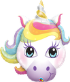 "Magic Unicorn Q 35"" - € 12,90"