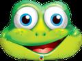 "Funny Frog Q 32"" - € 12,90"