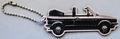 Schlüssel-Anhänger, 925 Silber