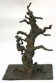 Arbre aux enfants, bronze, 48 x39x33