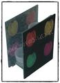 Teelichthalter mit Malerei