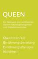 Qualitätsnetz Ernährungsberatung und Ernährungstherapie Nordrhein QUEEN
