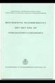 Technische instructie Bescherming Waterbedrijven met het oog op oorlogsomstandigheden.