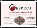 Nespeca - Italienische Lebensmittel