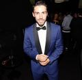 Rubén Sanz de VRL   PACO VARELA en los Premios Cosmopolitan. 18 Octubre 2016.