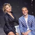 Abraham García de VRL | PACO VARELA enel programa 'Live - Non è la D'Urso' de Canale 5 (Italia). 31Enero 2021.