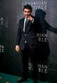 Raúl Jiménez de VRL   PACO VARELA en la premiere de 'El Guardián Invisible'. 1 Marzo 2017.
