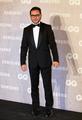 Carlos Santos en los premios GQ hombre del año. 3 Noviembre 2016.
