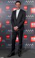 Nacho Fresneda de VRL   PACO VARELA en los Premios MIM. 28 Noviembre 2016.