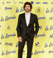 Tamar Novas de VRL | PACO VARELA en la premiere de 'La Llamada - la película'. Madrid, 26 Septiembre 2017.
