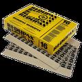 Redupax 9mm dik +10dB laminaat met een warmteweerstand van ± 0,144 m2K/W | Niet geschikt voor vloerverwarming | reduceert loop- en contactgeluid uitstekend | Hoog egaliseervermogen bij oneffen cementdekvloeren of houten vloeren
