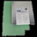 SPEMI Duo-act XPS ondervloerplaat 1,7 cm + 10 dB laminaat geluidsreductie norm voor appartementen | Voldoet aan EPLF-norm voor laminaatvloeren |Hoge drukweerstand zorgt voor bescherming van het laminaat | R-waarde 0,04 m² K/W | WEL geschikt vloerverwarmin