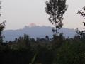 der erhabene Mount Kenia, 2.höchster Berg Afrikas mit 5199m.
