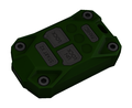 Injection Fob (Wrangler JK) ARMY GREEN