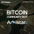 Bitcoin COMMUNITY Bot - Arbistar 2.0