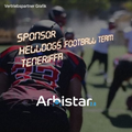 Sponsor - Football Team Teneriffa, Abistar 2.0
