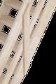 Détails rampe à lisses escalier Ardennes