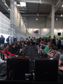 CeBIT 2012   Table-action ohne dance. Die Konferenz der Gamer.