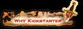 """Kickstarter-Projekt """"Dukes of War"""" - Überschrift-Tafel (Beispiel), erstellt unter Verwendung vorhandener Illustrationen © Mosaic Mask Studios"""
