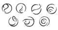 """Icons für verschiedene Zaubersprüche für das Adventure-Game """"The Night of the Rabbit"""", © Daedalic Entertainment"""