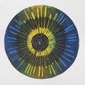La luz de la esperanza 30x30cm  Xilografía, Grabado 2013
