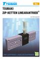 ZIP-Kette Linearantrieb