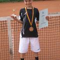 SKG Stockstadt Tennis - U9 Talentiade Lennart Habermann